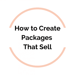 How to Create Packages for Your Business (eBook)