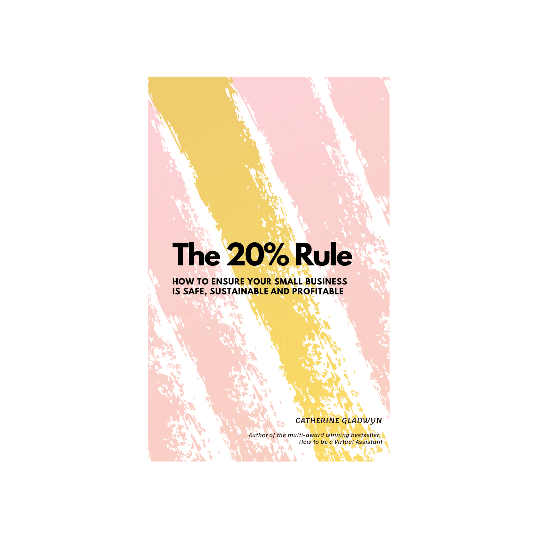 The 20% Rule® How to ensure your small business is safe, sustainable and profitable.